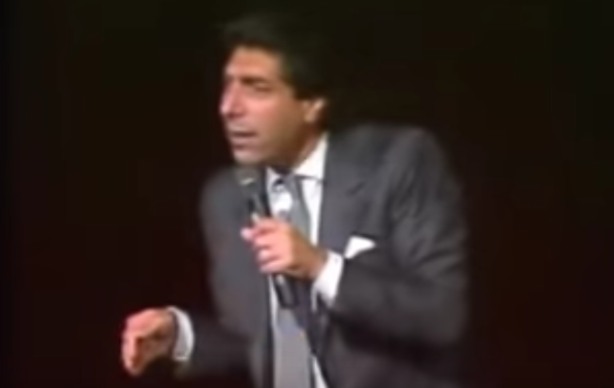 Nothing has great has been accomplished without enthusiasm - Jim Valvano