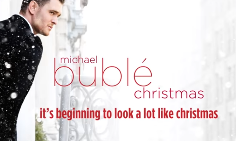 Michael Buble Its Beginning To Look A Lot Like Christmas.It S Beginning To Look A Lot Like Christmas Michael Buble