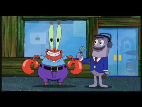I like money! - Mr  Krabs